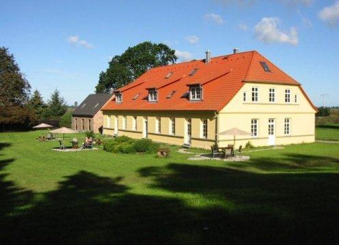 Ferienhaus Rügen Gut Rattelvitz