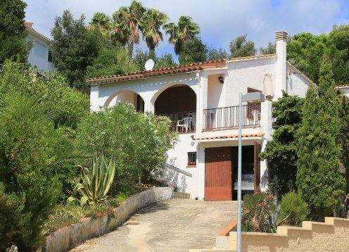 Ferienhaus bei Palamos